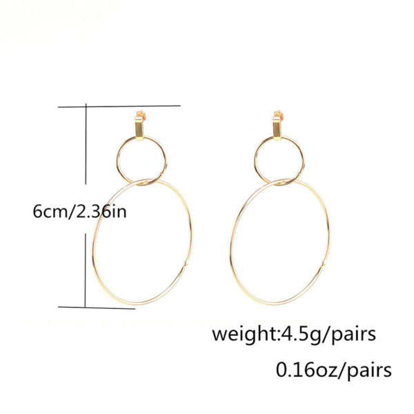 LNRRABC-Double-Earring-Golden-with-size