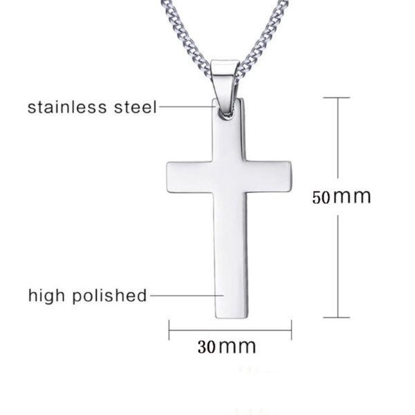 Neckalces-Pendant-Cross-Pendant