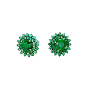 925 CZ Stud Earrings