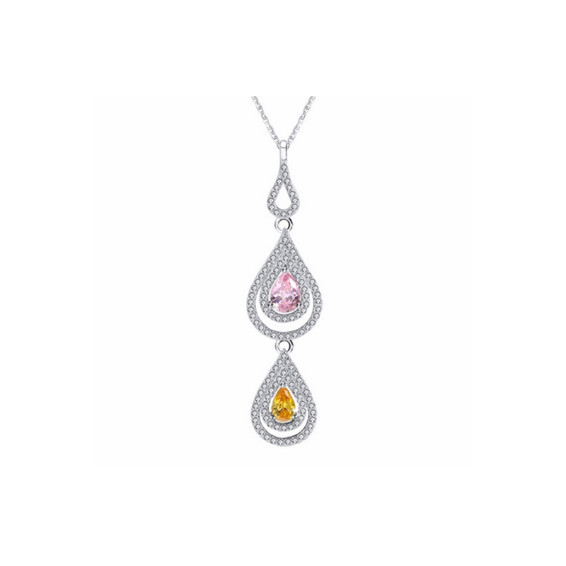 water-drops-set-silver-cz-necklace-crystal