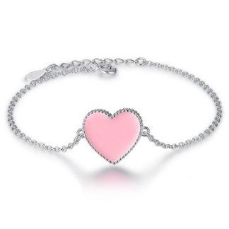 authentic-heart-bracelet