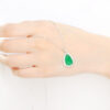 green-chalcedony-pendant-necklace-water-drop-s925