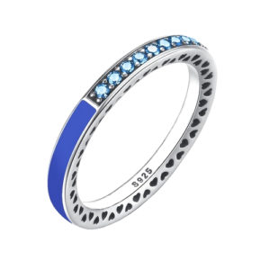 Radiant Hearts Ring