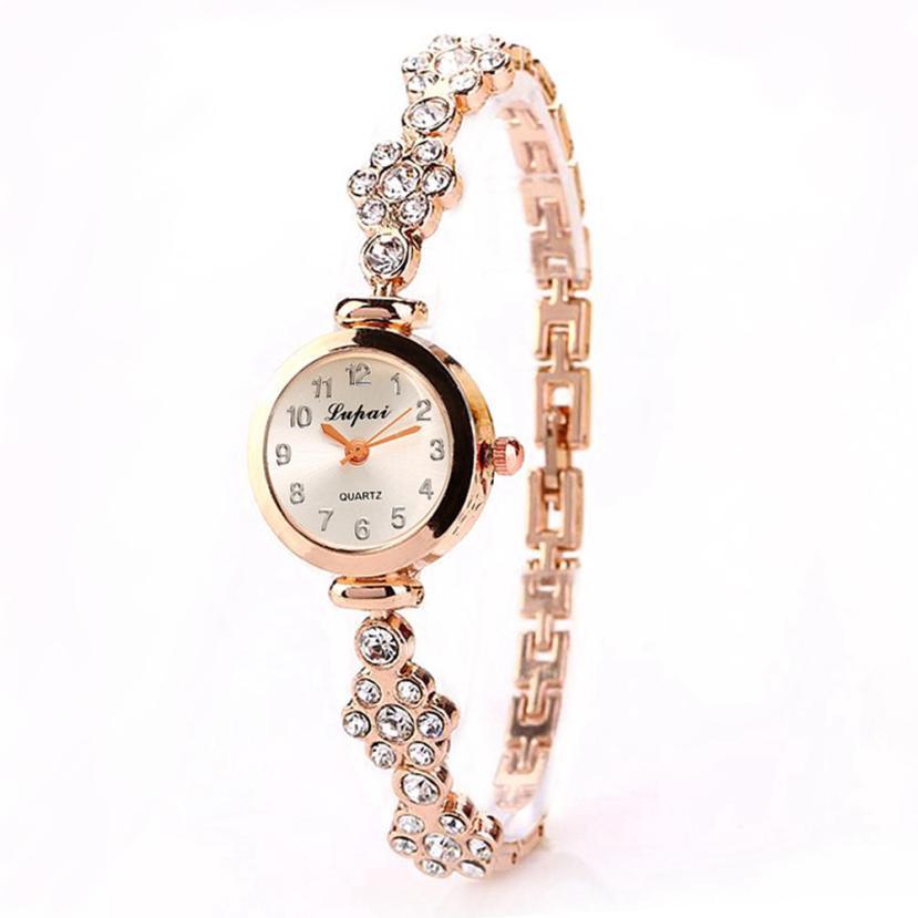 Rose Bracelet Watch