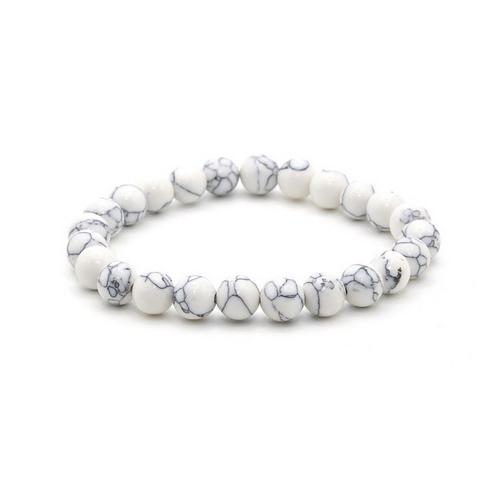 White Onyx Bracelet