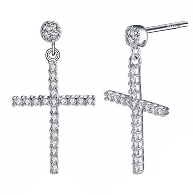 cross-stud-earrings-jewellunaJEWELRY-for-women-jl