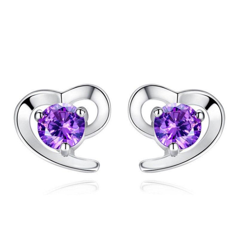 Romantic Heart Earrings