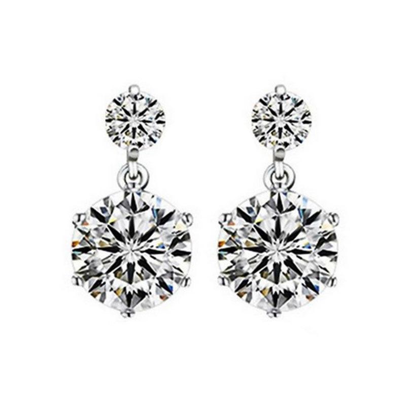 Wedding Drop Earrings