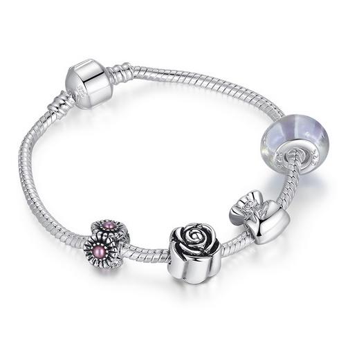 Four Charms Bracelet