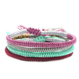 Handmade Lucky Knot Bracelet