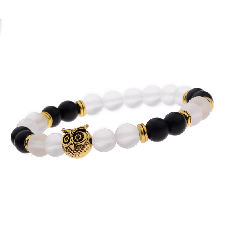 owl-beaded-bracelet-stretch-charm-a-gold
