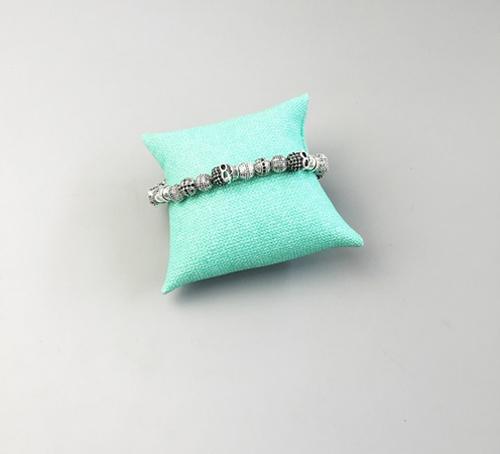 925-sterling-silver-cubic-zirconia-rebel-skull-bracelet