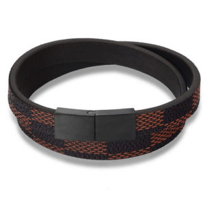 Magnetic Genuine Leather Bracelet