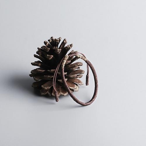 adjustable-brown-tibetan-handmade-lucky-knot-bracelet