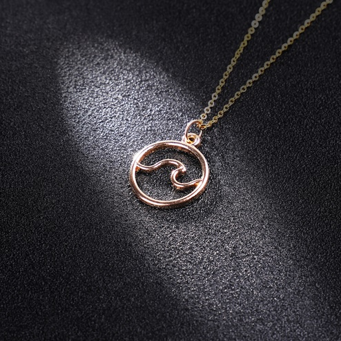 gold-ocean-wave-pendant-necklace