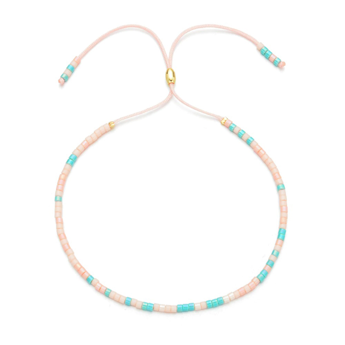 Friendship Bracelet Miyuki Round Seed Beads Beaded