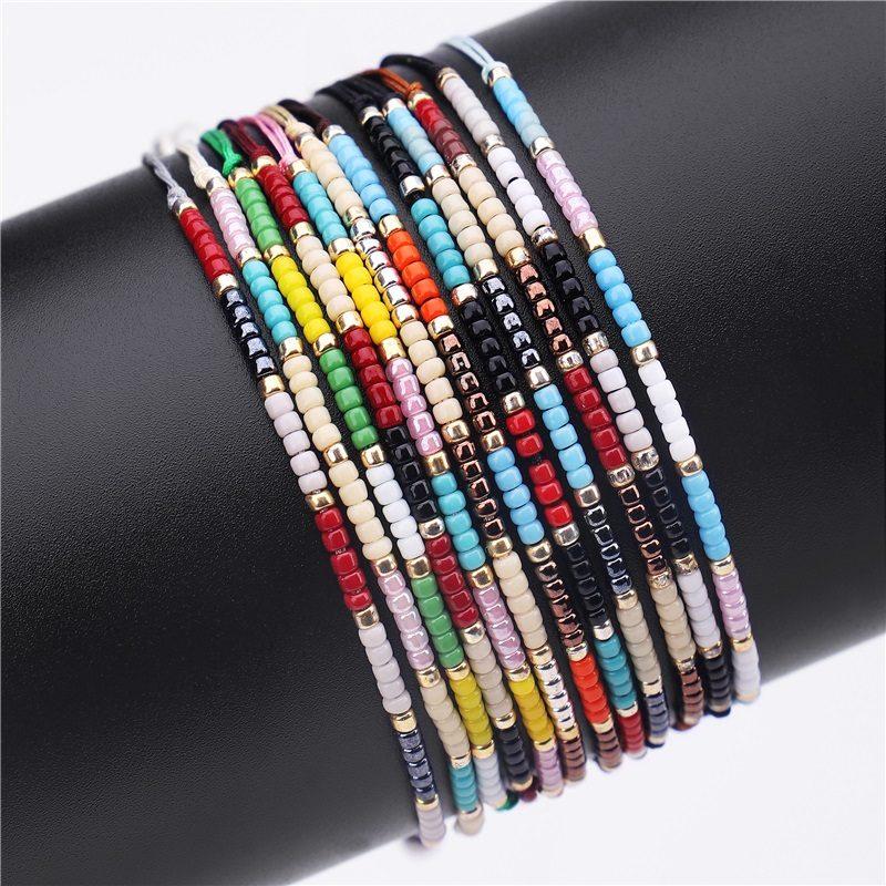 seed-beaded-bohemian-lucky-love-handmade-bracelet