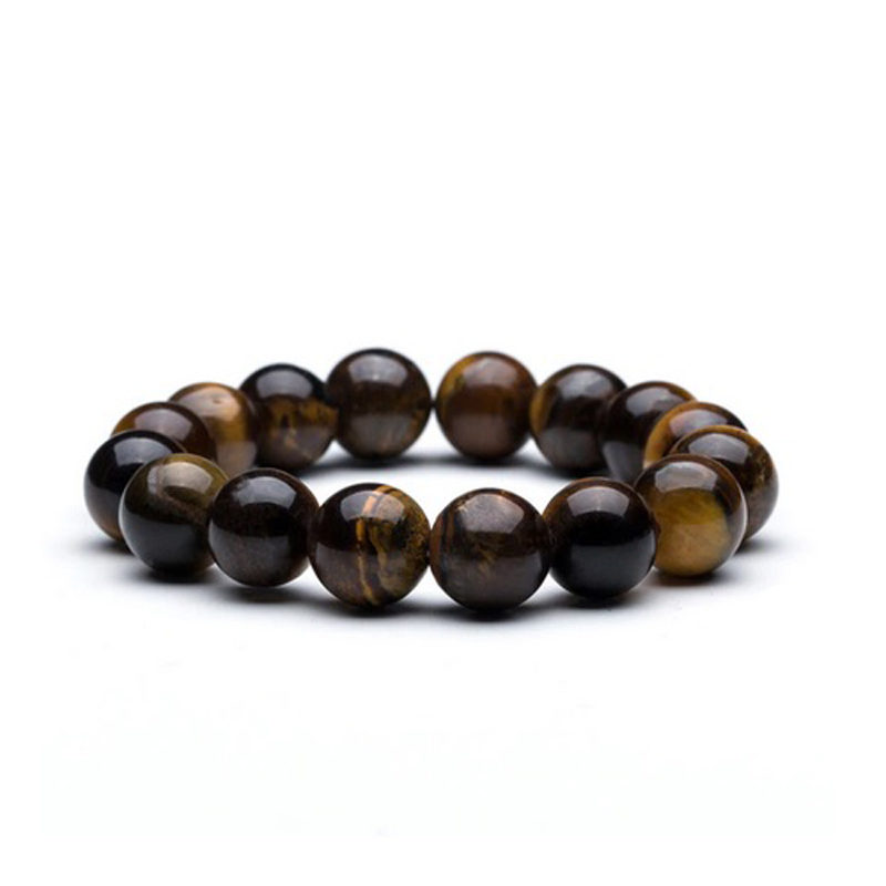 Beaded Bracelets Tiger S Eye Onyx Lava Jasper Stretch
