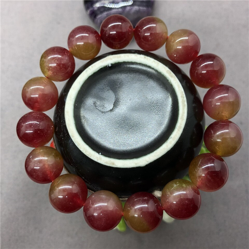beaded-stretch-watermelon-tourmaline-bracelet