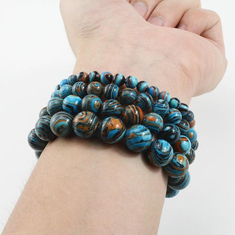blue-malachite-beaded-yoga-bracelet-stretch