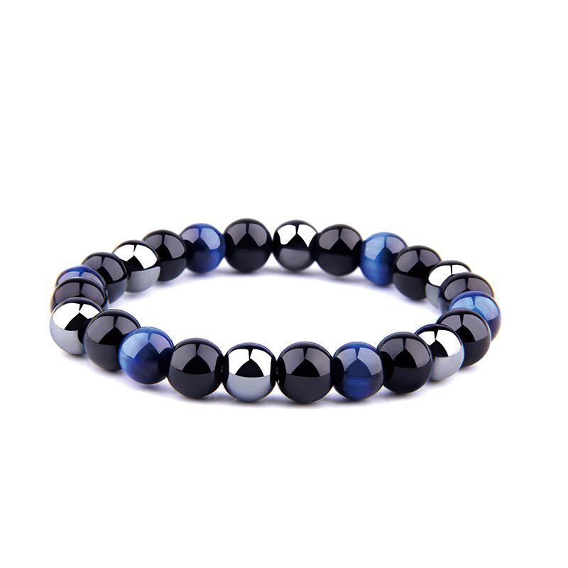 c-multi-stone-bracelet-tiger-eye-hematite-beaded-stretch