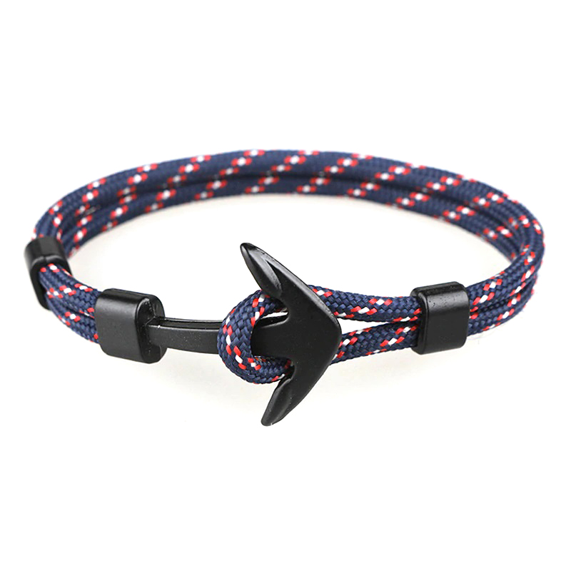 f-army-bracelet-doubled-cord-anchor-charm
