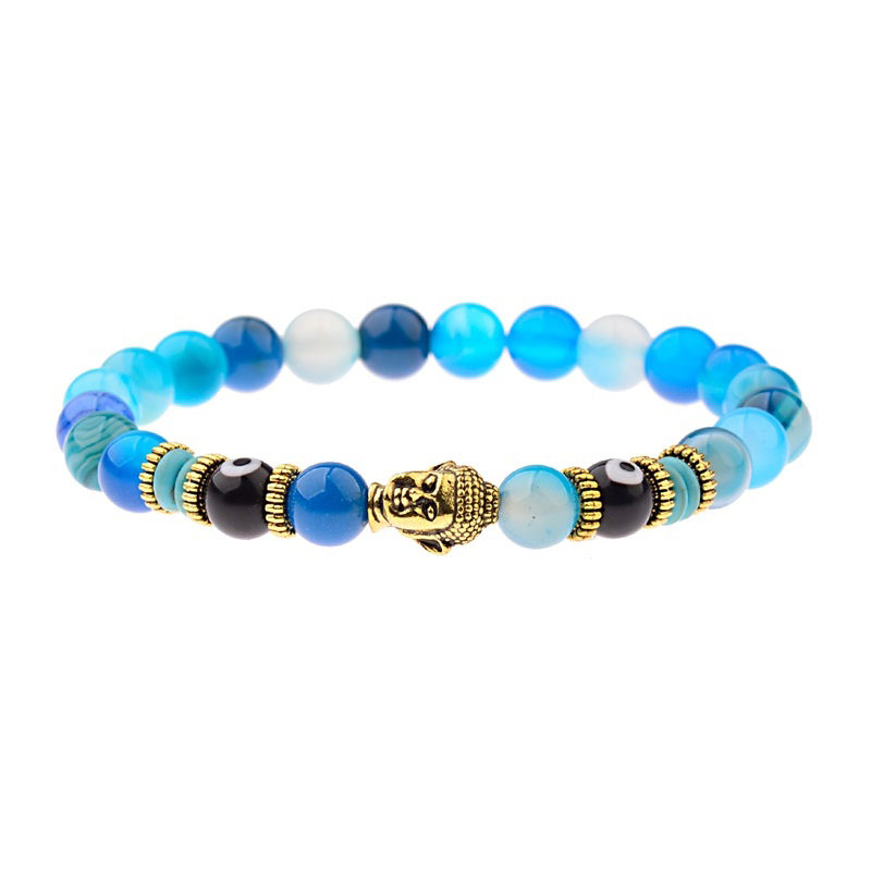 blue-agate-evil-eye-buddha-bracelet-charm-beaded-stretch-shakra