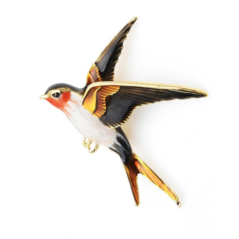 c-swallow-brooch-enamel-zinc-alloy