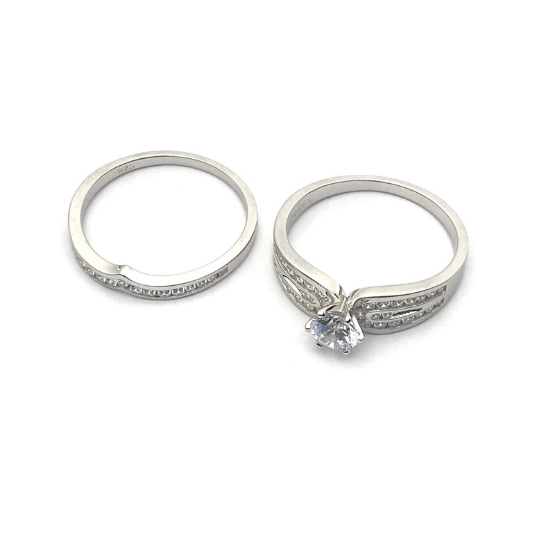 engagement-925-sterling-silver-cz-ring-set