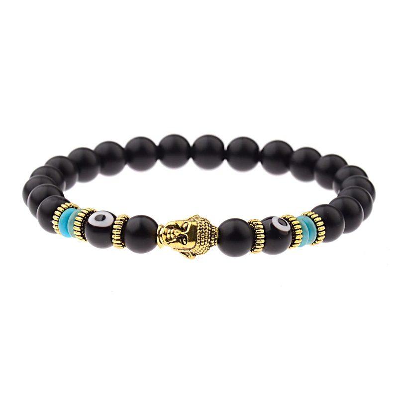 matte-black-onyx-evil-eye-buddha-bracelet-charm-beaded-stretch-shakra