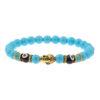 turquoise-evil-eye-buddha-bracelet-charm-beaded-stretch-shakra