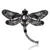 black-vintage-dragonfly-brooch-pendant-necklace-pin