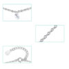 five-cubic-zirconia-925-sterling-silver-chain-necklace