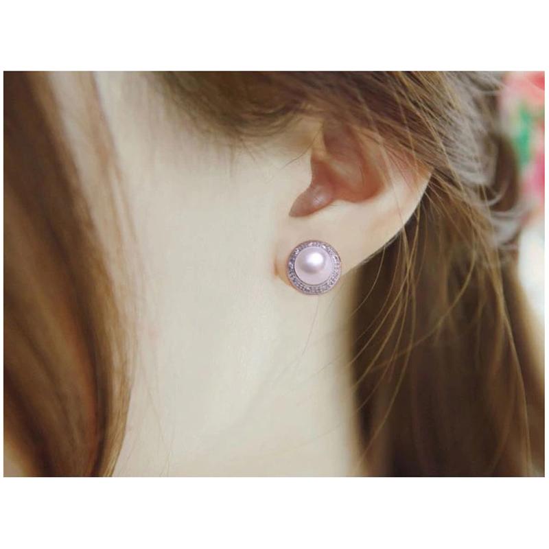 vintage-stud-925-sterling-silver-earrings-freshwater-pearl