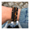 e-mens-bracelet-sets-beaded-stretch-charm-leather