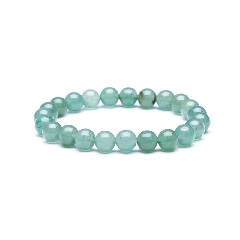 green-aventurine-buddha-beads-bracelets-8mm-stretch-natural-stones
