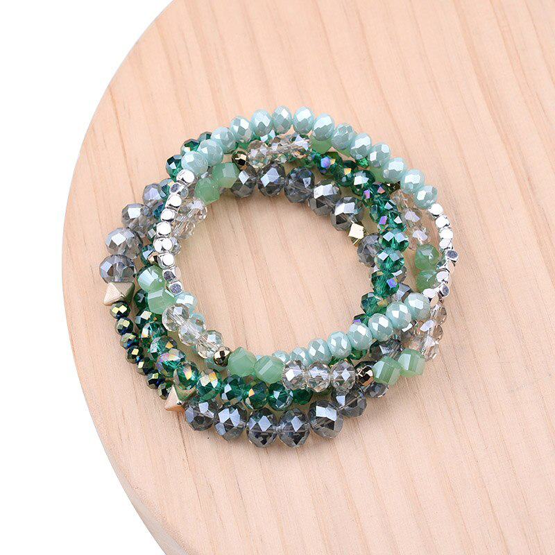 stretch-faceted-crystal-beads-bracelets