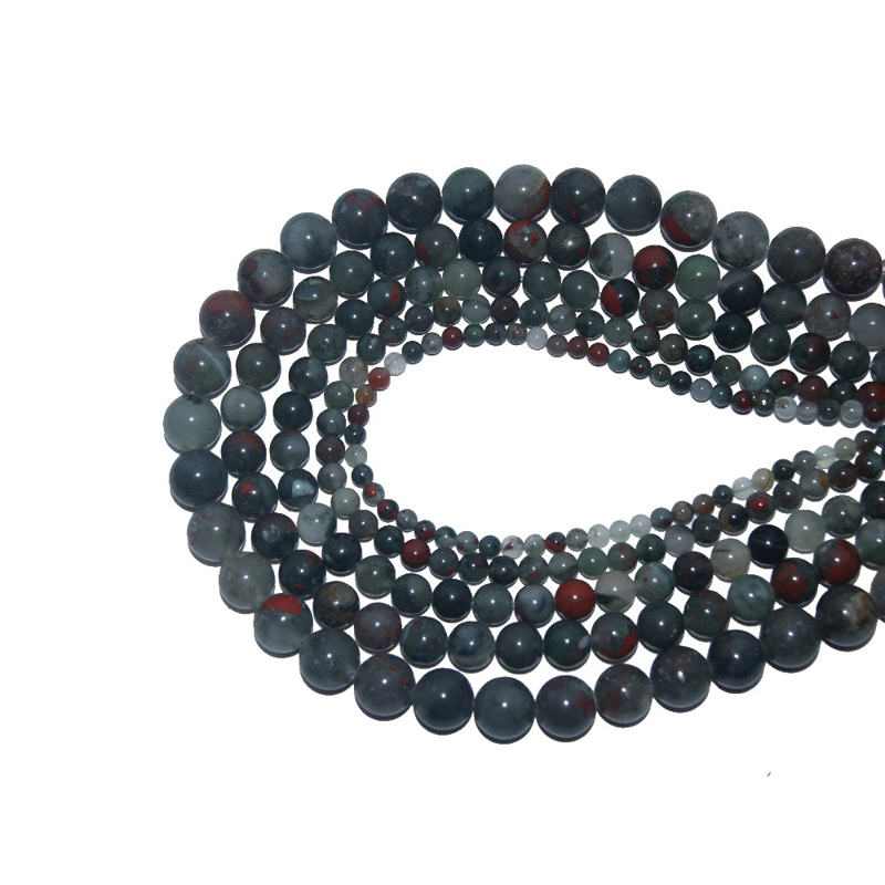 African Bloodstone Jewelry Making Gemstones