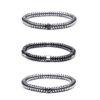 Antique Bracelets Beaded Stretch Charm
