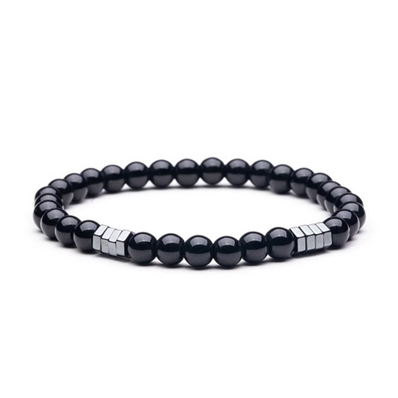 black-elite-bracelet-black-onyx-hematite-beaded-stretch
