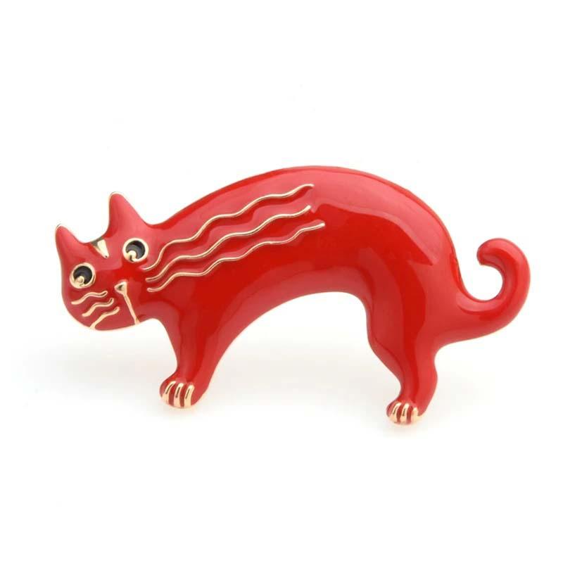 cat-jewelry-pin-enamel-dress-brooch-red-PN-13293-13299