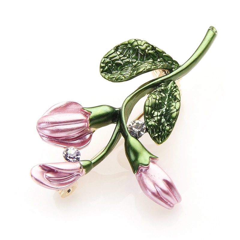 jewelry-pin-wedding-dress-decorating-calla-lily-brooch