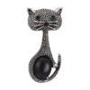 Cat Pin Fashion Dress Jewelry Brooch
