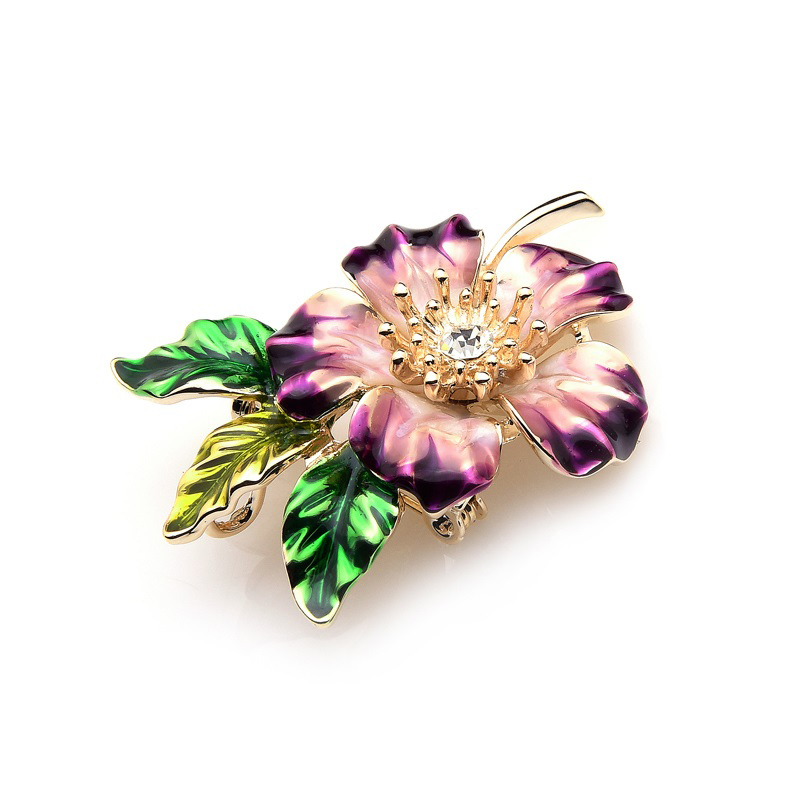 tree-mallow-jewelry-wedding-decoration-brooch-pin