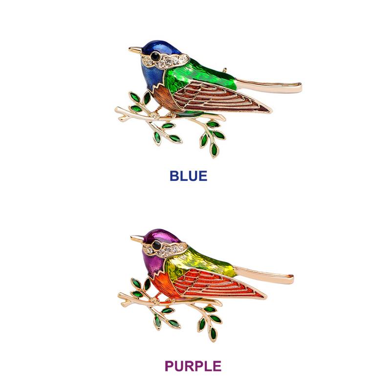 blue-purple-sparrow-brooch-enamel-cz-dress-decorating-jewelry-pin