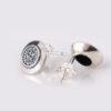 stud-earrings-circle-cz-925-sterling-silver