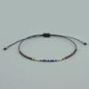 Tiny Bead Friendship Bracelet Love Luck Jewelry