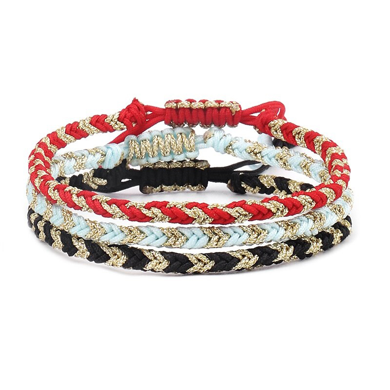 tibetan-buddhist-bracelet-lucky-knot-handmade-BR-14329