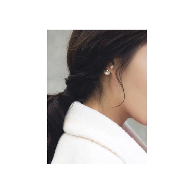 double-pearl-earrings-stud-925-sterling-silver-EAR-14470