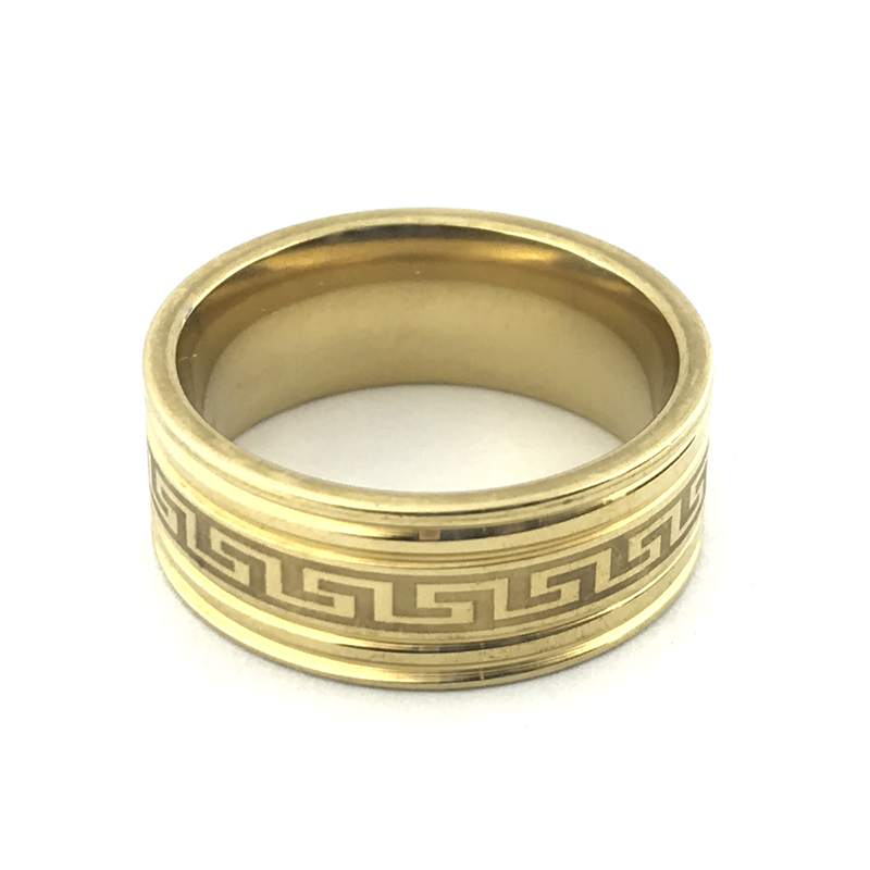 Ancient Style Band Ring Costume Handmade Jewelry